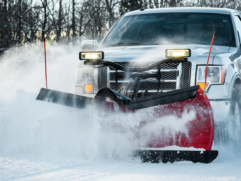 Services-Plowing